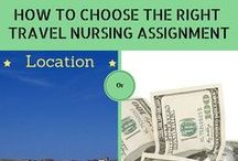 Travel Nurse Tips / We post about travel nursing, travel nursing jobs, and how to get the most out of your experience as a travel nurse.