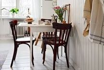 Kitchen and dining space ideas