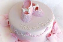 Fondant Cakes for Girls