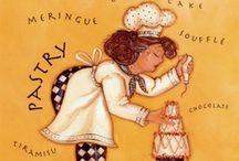 Baking ♥ / by Gema