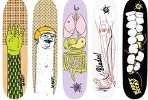 Skateboard / boaaaaards