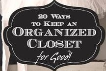 Organize / Organize ideas for everyday life
