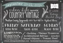 Barn Sale Events / http://www.barnsalebusiness.com/events