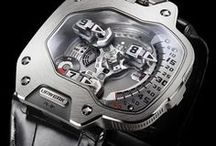 // Creative watches / Differents watches / new way to have time / new material / creativity
