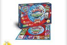"""Games """"Entretenimiento Montecarlo"""" / Conoce nuestros juegos y pasa un momento divertido en familia!"""