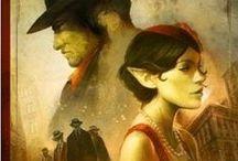 SFFF / Les livres chroniqués en Science-Fiction, Fantasy, Fantastique. Bref, c'est ici le domaine de l'imaginaire !