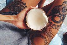 BODY ART / Body art inspiration