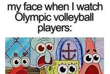 Volleyball <3 / More of me obsessing over stuff that no one else cares about.