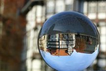 Glaskugel-Fotografie / Glass Ball Photography