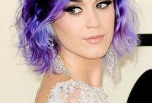 Katy Perry / Katy's hair and style on the red carpet