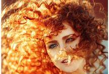 """поцелованные  СОЛНЦЕМ / Если тебе суждено родиться """"рыжей"""", то не важно какого цвета у тебя волосы"""