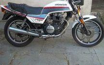 HONDA CB 400/450 / Motocicletas linha CB clássicas da HONDA, com prioridade para a lina CB 400/450 fabricada no Brasil.