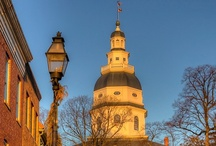 Annapolis, Maryland / Our favorite restaurants and local businesses around Annapolis, Maryland! We wouldn't want to be anywhere else!