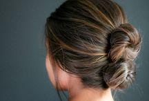 hair / by Melissa Huddleston