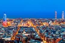 Barcelona / Where I live and love