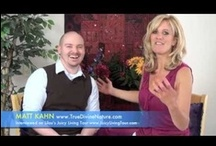 """Interviews with Matt Kahn / Interviews with Matt Kahn over the past few years about spirituality that serve to expand consciousness, balance energies in the body, and awaken your own inner healer and higher Self. As Matt often says, """"The deepest invitation in any moment is to heal the root of human suffering and celebrate the Spirit in all by opening your heart to its absolute potential. In a Universe of endless questions, love is the only answer."""""""
