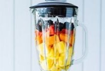 HEALTHY DRINKS AND SMOOTHIES