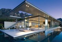 Architecture / exteriors / Random architecture.  / by Gentleman's Valet Company