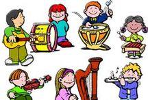 poésies - chants - comptines - musique / Des comptines, des poésies des chants et de la musique pour la maternelle et le primaire.