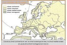 Géographie cycle 3 / Des outils, des ressources, des exercices, des cartes et des documents pour créer et animer vos séances en géographie, au cycle 3 (CE2 CM1 CM2)