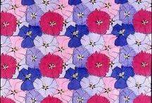 Raoul Dufy / Raoul Dufy textile work