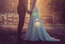 {just married} / by Alexandria Josephine Herrera