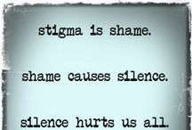 Mental Heath Awarness / Mental Health Facts, Ideas And General Knowledge / by Dianna Betts