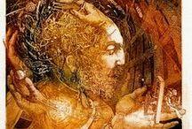 UDOVICHENKO Sergey / http://www.sergeyudovichenko.com/ http://www.sergeyudovichenko.com/etchings.html