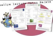 Lecture suivie cycle 2 / Des outils et des ressources pour mettre en place des rallyes lecture et des lectures suivies au cycle 2 (CP et CE1)