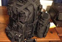 Back Packs / Survival
