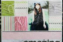 Use your washi, twine & ribbons / scrapbooking