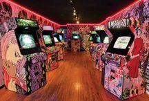 Retro Gaming Rooms