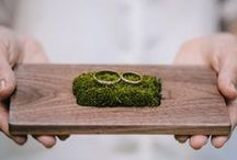 Wedding Ring Holders ♥ / Wedding Ring Holders ♥