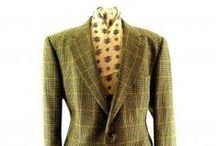 Classic Men's Burberry / Vintage Men's Burberry clothing
