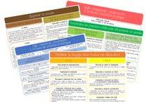 Progressions et programmations / Des exemples de progressions et de programmations pour l'école maternelle et la primaire