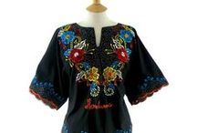 Womens 70s tops & blouses / The best of Womens 70s tops & blouses