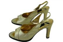 Women's shoes / Vintage Women's shoes, pumps, sandals, trainers, heels & flats