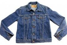 Denim jackets / Vintage clothing - denim jackets