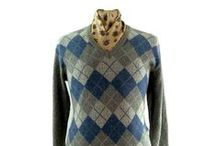 Mens knitwear / Vintage & retro Mens knitwear