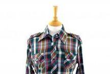 Womens western shirts / Vintage Womens western shirts