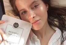 BABES OF BIOXIDEA / Discover the world's most coveted skincare by the innovators of the original Miracle24 Face Mask and full-body suite of treatments. Loved by celebrities, models, beauty experts and bloggers. #bioxidea