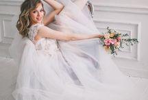 One Love wedding dress