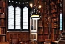 (lib) Libraries / by Baldur Bear
