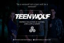"""Teen Wolf / """"Be a werewolf not a teen wolf, be a werewolf."""" A Teen Wolf inspired collection of clothes, jewellery & sundry."""