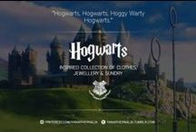 """Hogwarts / """"Hogwarts, Hogwarts, Hoggy Warty Hogwarts."""" A Hogwarts inspired collection of clothes, jewellery & sundry."""