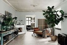 Home Styling / A selection of great interior design ideas for the home, from bedroom to hallway to kitchen.