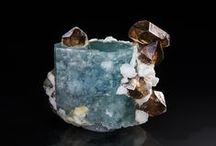 Minerals / Gemstones / Crystals / by Estella H