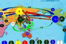 領土問題 / 日本や東南アジアの安全保障について考えるボード