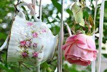 ♡ Teatime Wedding ♡ / Ispirazioni per un prefetto tea party