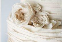 ♡ Wedding cake ♡ / ispirazioni per una perfetta Wedding Cake www.isieventi.com